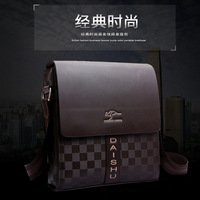 Free Shipping New Arrived brand leather men bag fashion men messenger bag business shoulder bag