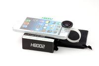 Circular Clip 180 Detachable Fish Eye Fisheye Lens for iPhone 4S 4G 5G HTC One Samsung i9300 S4 S3