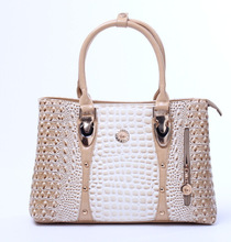 popular crocodile handbag