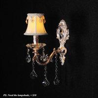 Arandela Banheiro Sconce 2014 Ktv Wall Candle Light Single Hallway Bedside Lamps S Golden Color E14 Bulbs Indoor Lighting 220v
