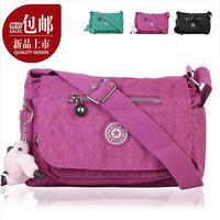 2014 New arrival bolsas Casual fashion handbags ladies nylon cloth bag Messenger bag woman bags shoulder bag diagonal backpacks