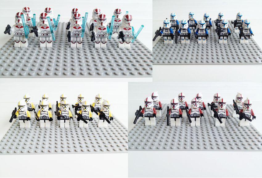 Lego Captain Rex Coloring Pages | Info