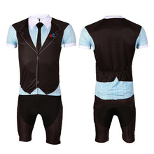 2014 British gentleman Cycling clothing /Cycling wear/ Cycling jersey short sleeve (Bib) Shorts Suite(China (Mainland))