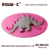 Most popular animal cupcake design mould,silicone fondant art mould,sugar art tools,soap mold