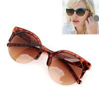 2014 New  Fashion Sunglasses Frame Design Resin glasses For women General sunglasses women