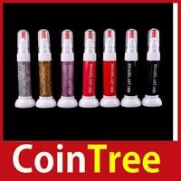 cointree 1PCS Solid DIY 2-way Nail Art Polish Pick Draw Varnish Drawing Pen Brush Painting Worldwide free shipping