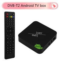 freeshipping 2014 VIGICA C6 DVB-T2 Android TV Box  Amlogic AML8726-MX 1G/8G Android 4.2 OS 3D Optical XBMC Smart TV Receiver