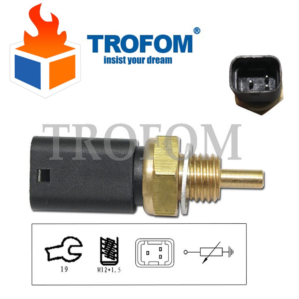 COOLANT Trofom Brand New Water Temperature Sensor For DACIA LOGAN SANDERO 1.4 1.6 NISSAN KUBISTAR PRIMASTAR OPEL VAUXHALL(China (Mainland))
