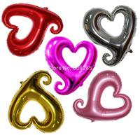 wholesale 5pcs/lot balloons aluminium 75*75cm party supplies balloon  More than 5design choose Free shipping