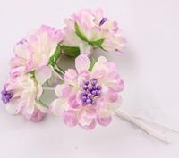 5cm,artificial cloth/Silk roses/gerbera bouquet,decoration for hair garland&diy craft floral arrangements&headband accessories
