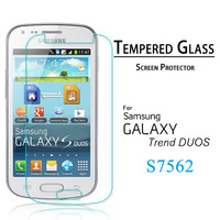 Premium Tempered Glass Screen Protector For Samsung Galaxy Trend Duos S7562 Protective Film With Retail Package