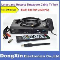 3XNewly developed in June 2014 Singapore starhub tv box Black box hdc601 plus watch HD BPL New season 2014 - 2015 NO monthly fee