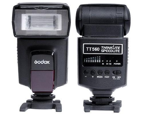 Вспышка для фотокамеры Godox TT560 Speedlite DSLR