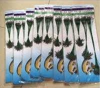 Free shipping 72pcs Fishing Lure Trace. 5.9 dollars. Very good fish line. Black. White. Green Length 16/23/31cm