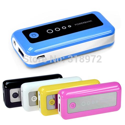 Фото Зарядное устройство Others 5600mah iPhone iPod Samsung HTC usb + 20sets зарядное устройство oem 100 5600mah usb iphone samsung htc power bank