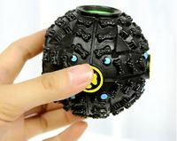 Three Sizes Pet Dog Voice Sound Ball Toys dog chew toy shrieking sound leakage food ball pet toy ball toys discipline #5080