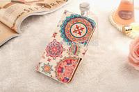 Wallet Leather Card Holder Case For Samsung Galaxy S3 i9300 S3mini i8190 S4 i9500 S4mini  i9190 S5 i9600 Note2 N7100 Note3 N9000