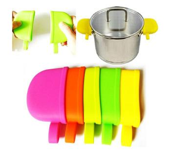 1 pair colors high temperature resistant semicircle