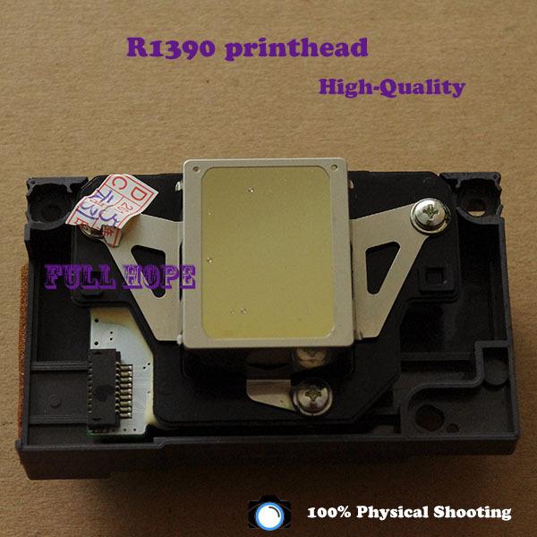 High-quality printhead for epson R13901390 R1400 R1430 R270 printer print head F173050 nozzle + Free shipping(China (Mainland))