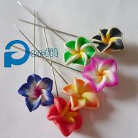 scarf hijab pin Hijab pins crystal scarf pin muslim flower fixed safety pin mixed colors 12pc/lot free ship