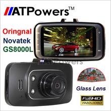 "Hot sale Original Novatek GS8000L HDMI Car DVR 1080P with G-Sensor Night Vision Car Camera Recorder 2.7"" HD LTPS LCD Screen(China (Mainland))"