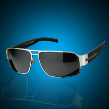 Hot sale men Man polarization glasses,Sunglasses uva, uvb ultraviolet prevention glasses(China (Mainland))