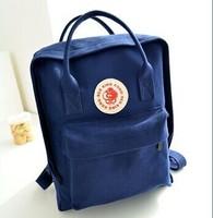 2014 KANKEN style monkey badge canvas shoulders classic Fashion school bag sport bag travel bag backpack women men day backpack