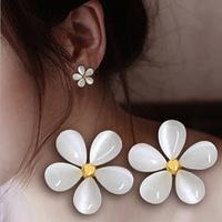 2014 Brand New FASHION Bohemian Water Drop cherry blossom earrings for Women