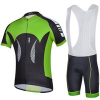 Road Bike Bicycle Set Cycling wear suit jersey shirt+bib shorts outdoor sportswear S-XXXL