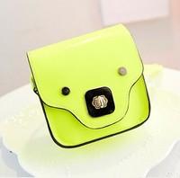 Desigual Special Offer Real None Mini(<20cm) Candy Color Women Girl Bags 2014 Women's Handbag Messenger Bag Small Mini Shote
