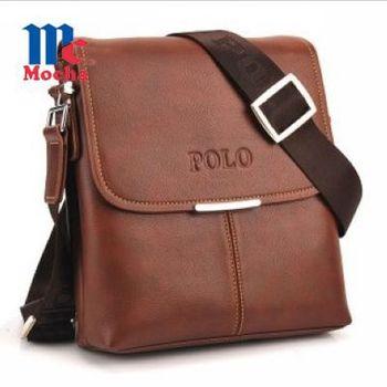 men messenger bags, 2014 Hot Men's Bags pu leather men cross bag Модный Повседневный ...