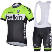 cycle bike clothing cycling suit jersey + bib shorts  cycling wear bicycle set riding outfit S-XXXL CS0029