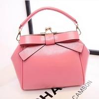 Fashion handbag 2014 new fashionista Korean ribbon women's bags handbag shoulder bag women bag oblique cross