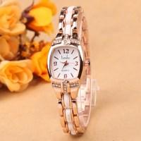 newest high quality unique designer Tonneau Cask quartz watches artificial ceramic dress style women's watch