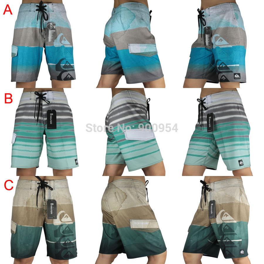 Мужские пляжные шорты QUIK Boardshort HS-3XX микрофонная стойка quik lok a344 bk