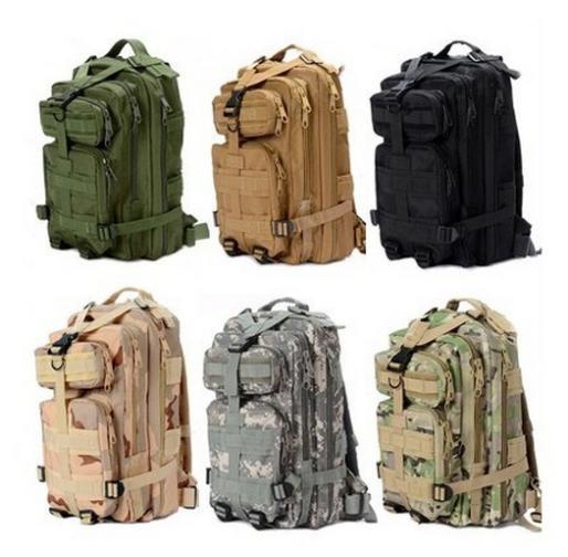 2015 Hot Sale Men Women Unisex Outdoor Military Tactical Backpack Camping Hiking Bag Trekking Sport Rucksacks BT035(China (Mainland))