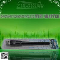 5pcs/lot mini wireless LAN USB2.0 Adapter usb Wifi