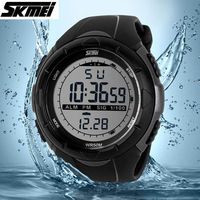 2015 New Skmei Brand Men LED Digital Military Watches Fashion Sports Watch Dive Swim Outdoor Casual Wristwatches Hot
