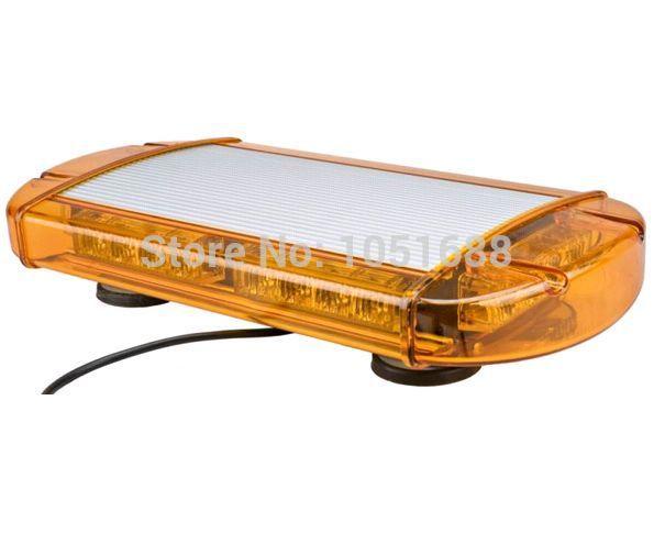 Free shipping ESM0625 low profile GEN III 1 Watt super bright mini LED Lightbar mini light bar(amber/blue/red/white)(China (Mainland))