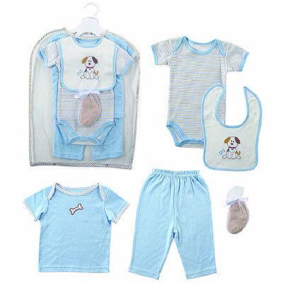 Комплект одежды для девочек Hudson Baby 6pcs /Baby 6/Baby ,  Baby , 0/3 58040 hudson baby детская