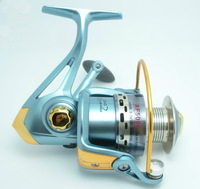 Gapless Spinning Reel Fishing Reel 1000 Series 12+1BB Left/Right Interchangeable Metal Spool Free Shipping