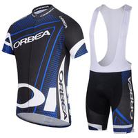2014 Bike Team Cycling kit jersey shirt +bib shorts Bicycle suit comfortable riding sportswear S-XXXL