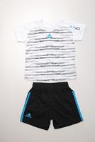 2014Hot ree Shipping Retail 1 set baby summer sets short sleeves clothing sets sports suits