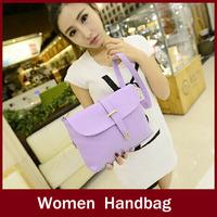 2014 women's handbag small bag female  shoulder cross-body candy color casual women's bag