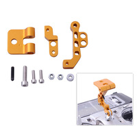 CNC Aluminum Alloy FPV Monitor Mounting Bracket for DJI