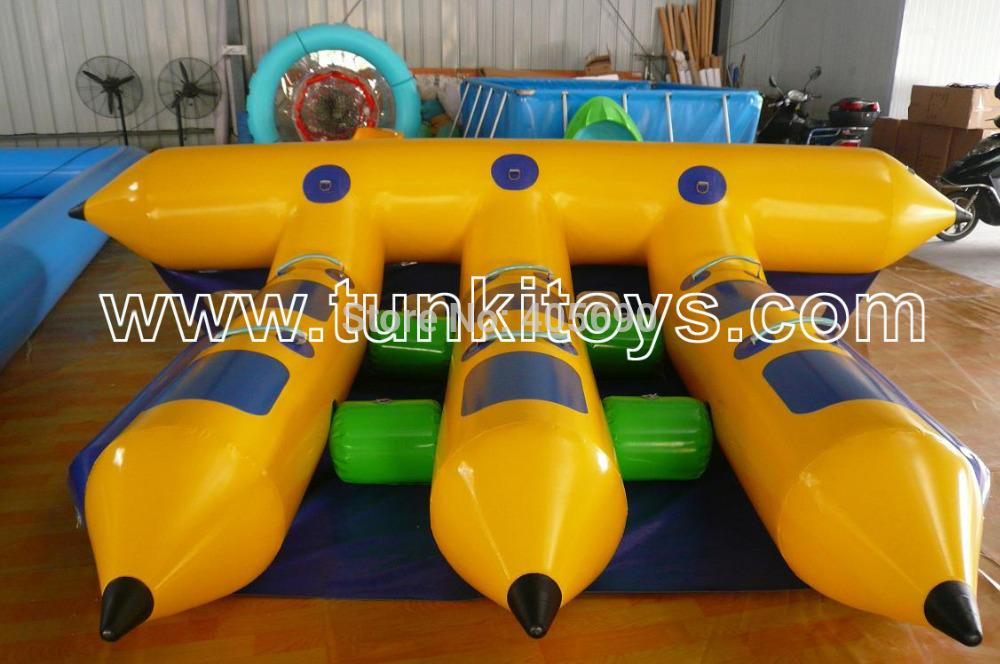 water game inflatable flyfish(China (Mainland))