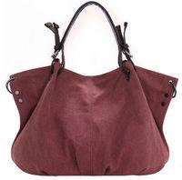 New fashion canvas casual women handbag large tote female shoulder bags high quality brand women bag hot sale