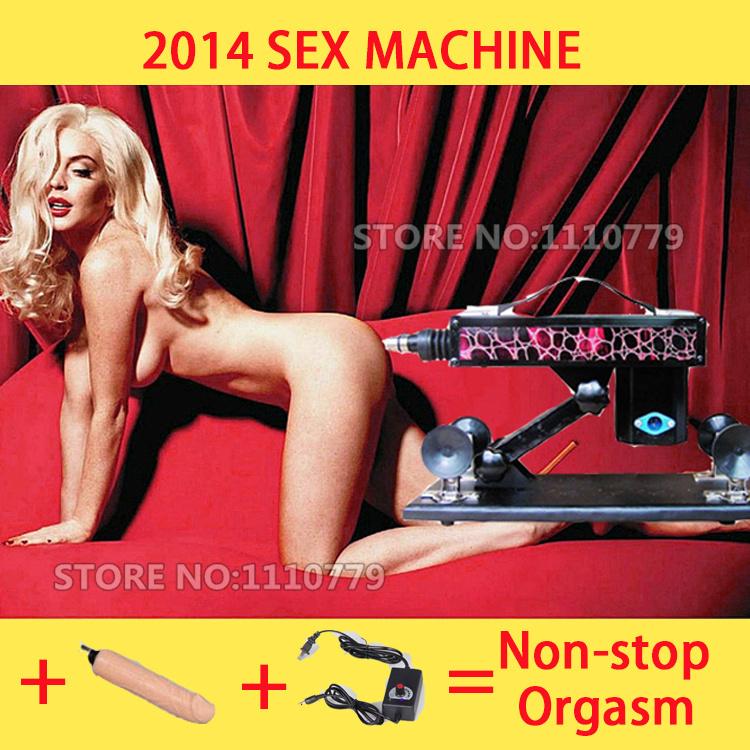 Sexe dans la machine