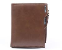 2014 Hot sale stylish wallet,PU Leather Wallet,Men's Wallet, Brand Wallet Free shipping