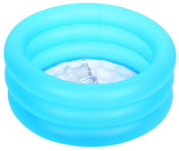 inflatable pool child inflatable pool baby swimming pool  64*22cm, inflatable bottom, baby pool, orange, blue, green